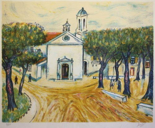 Eglise Vinyet