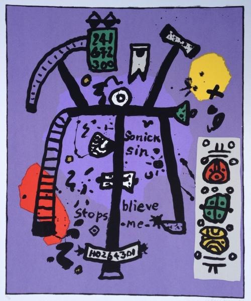 Sonick Sin, 2000
