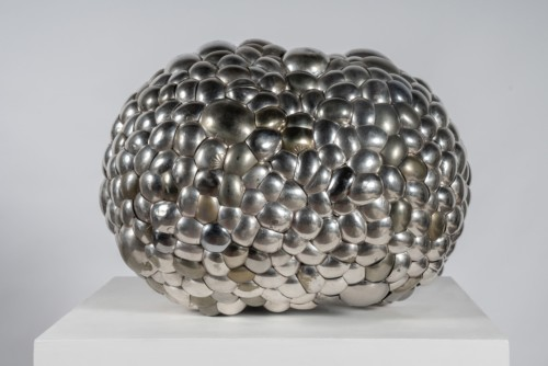 . Ultima Thule Medium: Silver, nickel, and steel plated spoons Dimensions: 63 x 47 x 42 (25 x 19 x 16 inches) £11,000.00 Currently on show at Royal Academy – for sale but not if it sells first at RA