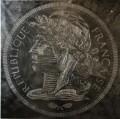 Marianne Medium: Hammered pewter Dimensions: 117 x 117cm £11,200.00