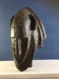 pa100 Bamana Mask - Burkino FAso Carved wood 32 x 10 x 24cm £290