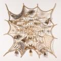 4. Brimstone Dimensions: 130 x 130cm  Medium: Steel, brass and bronze £17,600.00