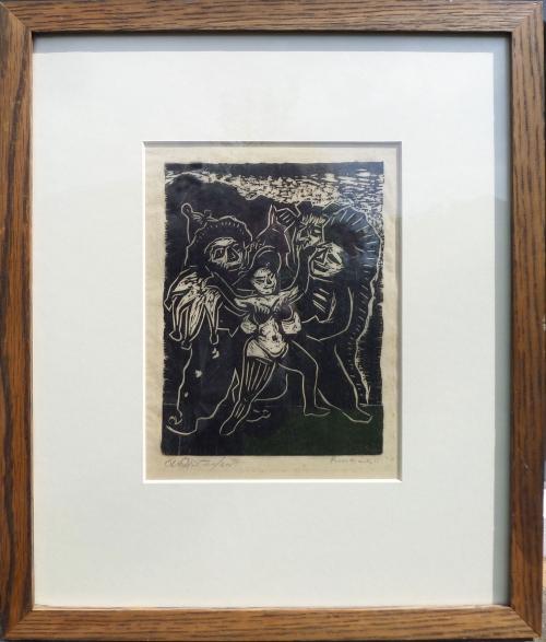 Cavalcanti-framed